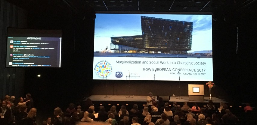 IFSW European Conference 2017 Reykjavik may 17 3 Small